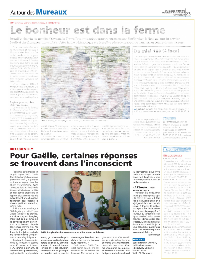 Courrier de Mantes_31.10.18